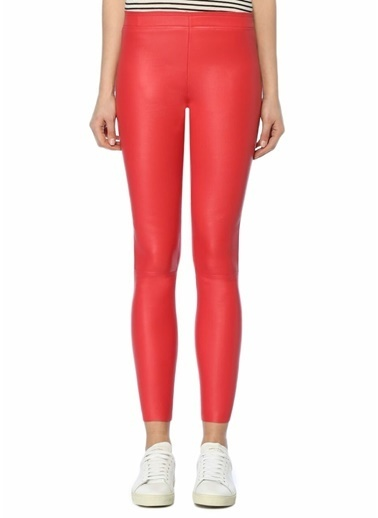 Frida Pantolon Kırmızı